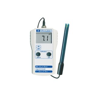 Milwaukee pH Meter MW100
