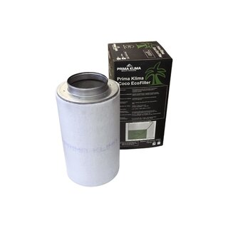 Prima Klima ECO Edition Carbon Filter 250m³/h 100mm Flansch